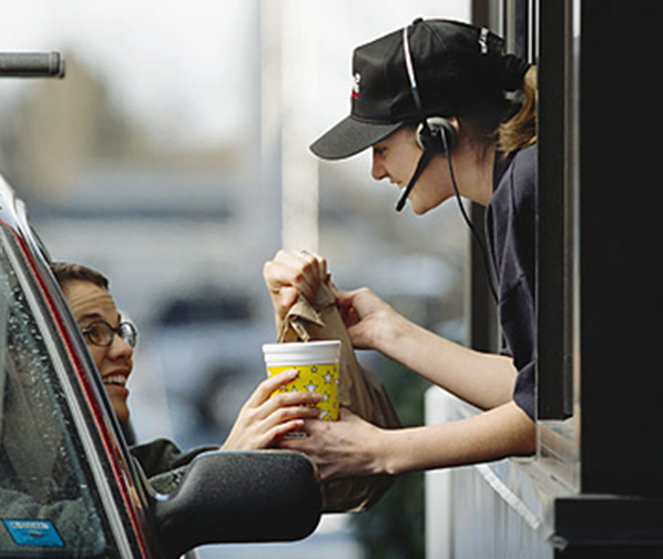 Wireless Drive-Thru Systems