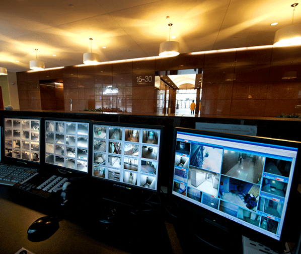 Security/Digital CCTV systems
